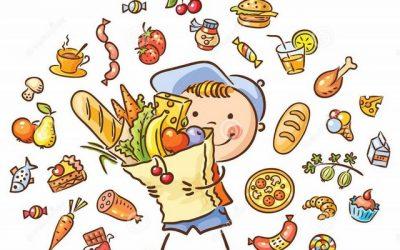 Importancia de los productos frescos en la alimentación