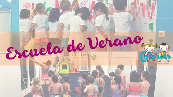 Escuela de Verano en C.E.I. Colorets